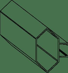 Kuusiosäle - 3D